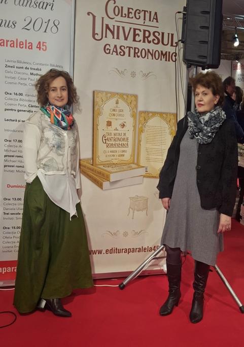 Daniela Ulieriu și Doina Popescu
